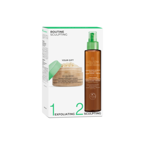 Collistar Pure Actives Two-Phase Sculpting Concentrate + Geschenk