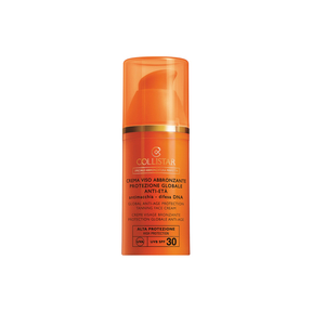 Collistar Global Anti-Age Protective Tanning Face SPF 30