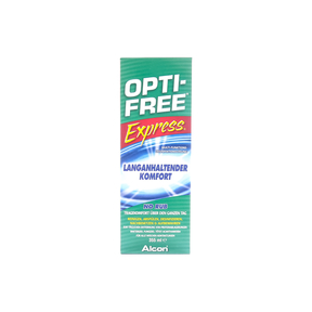 Opti-Free Express No Rub