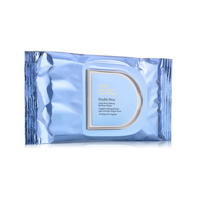 Double Wear Long-Wear Make-up Remover Wipes