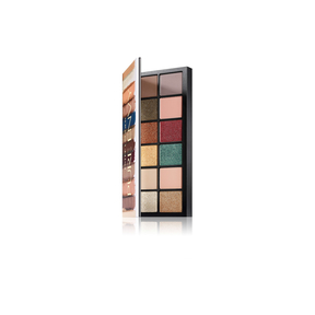 Pure Color Envy  Eye Shadow 12-Color Palette Intrigue