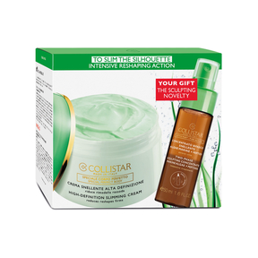 Collistar Body Care High Definition Slimming Set