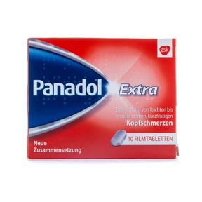 Panadol Extra 500 mg Filmtabletten