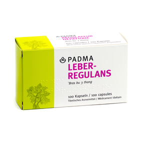 Padma Leber-Regulans
