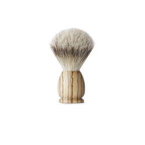 Acca Kappa Apollo Zebra Wood Shaving Brush