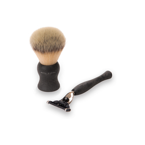 Acca Kappa Shaving Set Natural