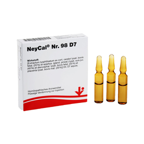 vitOrgan NeyCal Nr. 98 D7 Ampullen