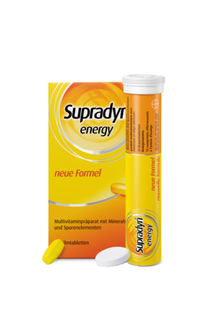 20 % auf Supradyn Energy