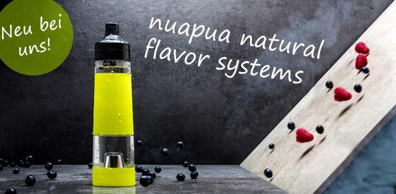 Nuapua - 100 % Geschmack ohne Zucker