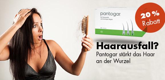 20 % Rabatt auf Pantogar