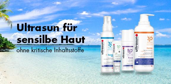 Ultrasun - für überempfindliche Haut